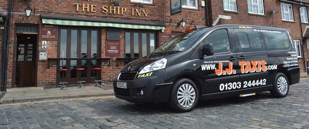 JJ Taxis of Folkestone