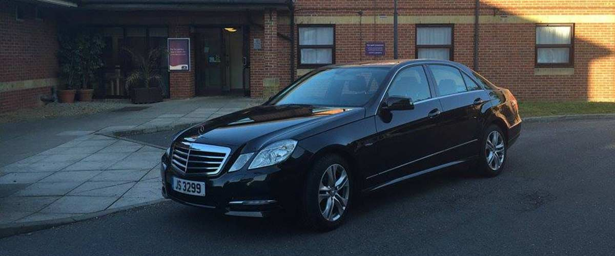 JJ Taxis of Folkestone Executive Cars